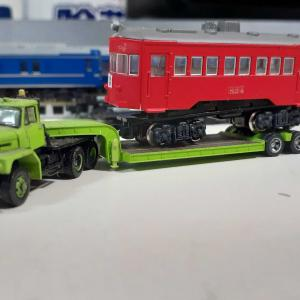 kato  10-105 小形動力車 通勤型 Bトレイン対応 作業依頼