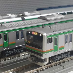 Kato 10-471 E231 小山車(宮ヤマ)  10-470 サロE230/231整備