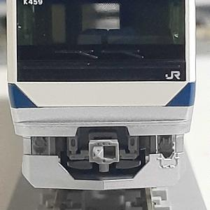 Kato 10-1293 E531系  常磐線・上野東京ライン付属編成5両 入線