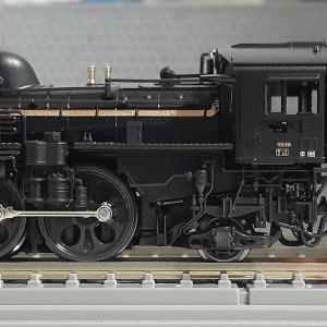 Kato  2024  C57  1次形  入線