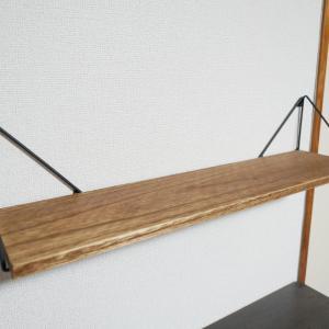 【賃貸DIY】 ラブリコ トライアングルフレームで棚を作る