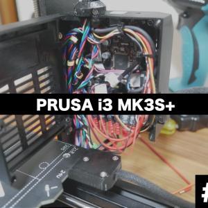 【prusa i3 MK3S+】電装編