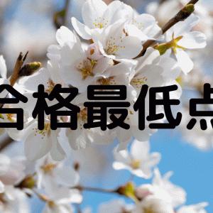 会津大学の合格最低点推移【2010~2019】