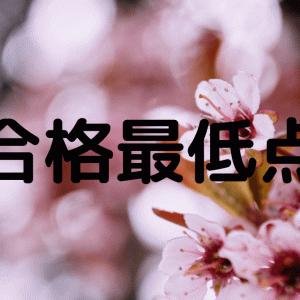 福岡大学の合格最低点推移【2010~2019】