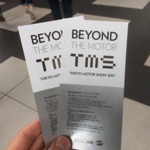 東京モーターショー2017に行ってきた(ノω`*)