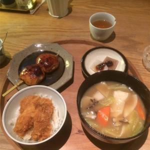渋谷 d47食堂 47都道府県の定食が素晴らしい(2017年)