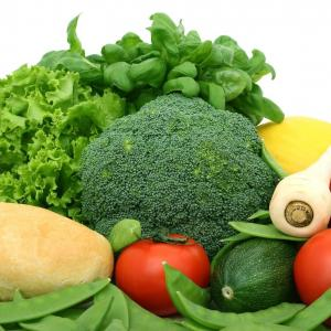 まずは、食事から~いい傾向。食事で免疫アップ大作戦