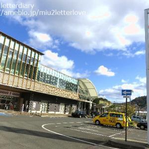 鳥取県中部の玄関口/JR倉吉駅