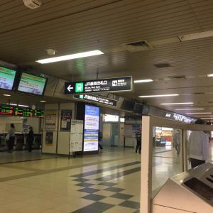 現在地⑥ 札幌西改札口