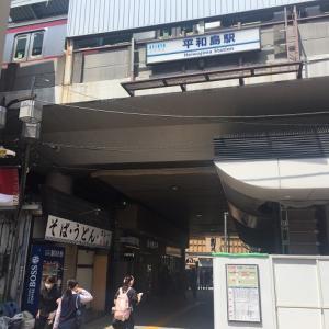 東京の風景② 鮫洲