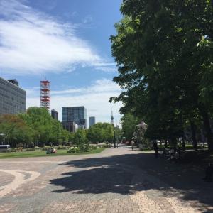 テレビ塔前公園