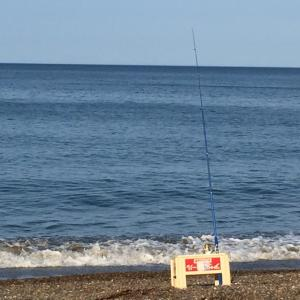 リベンジ釣り