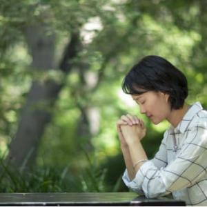 私の祈りについて