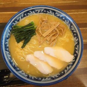 1394杯目  初注文の「知床鶏白湯麺」@『むろかわ』part11