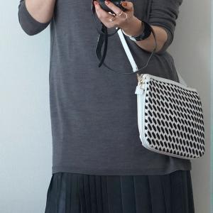 50代 ファッション 今年らしいプリーツスカートコーデは
