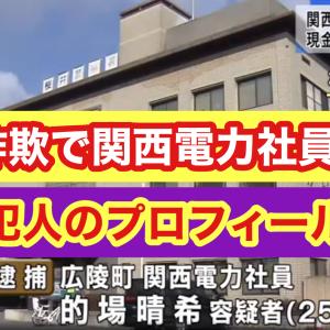 特殊詐欺を行い関西電力社員の男逮捕!女性から150万円だまし取る!広陵町の治安