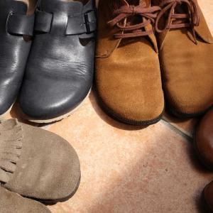 ビルケンシュトック サンダルも良いが靴も良いかもしれない