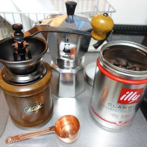 もっと早く買えば良かった ビアレッティ マキネッタ(エスプレッソ)と相性抜群イリーのコーヒー豆