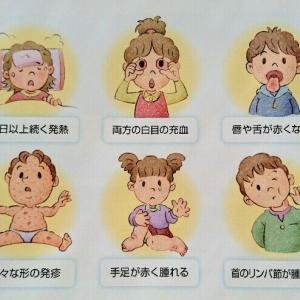 『川崎病』についてTwitterの反応