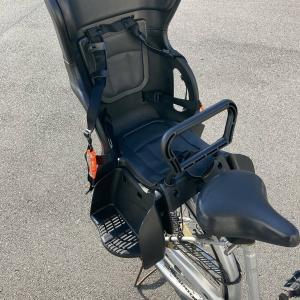【子育て】ママチャリを幼児用座席が取り付けできるように改造しました〜手順&必要なもの〜