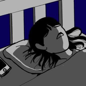 睡眠改善 まずは睡眠の深さを知ろう