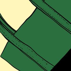 【断捨離日記】新しい大きなトートバッグか古くて使いやすいサイズのトートバッグか
