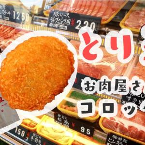 高知市のお肉屋さん【とり丑】の揚げたてコロッケを食べに行こう!お店の様子やメニューもご紹介!