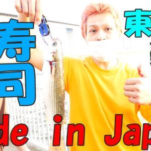 【釣り】お寿司を食べたい!東京湾高級魚!鮨ネタ釣れる迄帰れません‼
