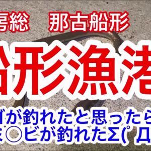 【船形漁港】胴付き仕掛けに衝撃の〇〇が釣れた?2020 .9.21