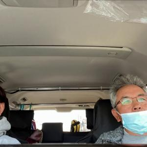 東京はぜ釣り研究会3連勝中の菊地さんとずっこけ太郎の車内雑談1