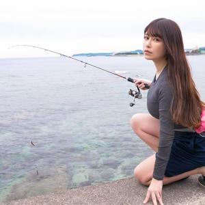 「ぶっこみ釣り」爆釣の予感?