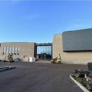 カークビーで着々と進む新しいトレーニング施設とアンフィールドの拡張計画について