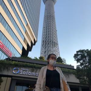 上京物語③ スカイツリー、デート♡