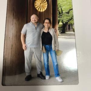上京物語⑥   靖国神社