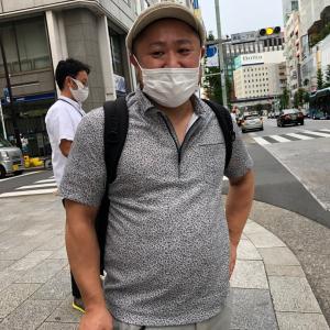 上京物語⑧ 銀座に、まさか、まさかの喫煙所♪