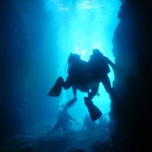【沖縄 ダイビング 青の洞窟】「マリンサービスむるぬーし」のダイビングを体験レビュー2/2