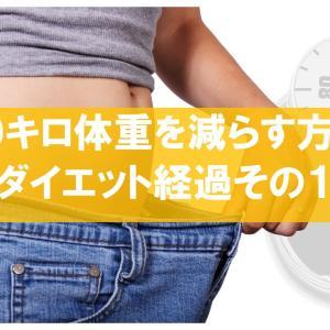【10kg減量】俺は毎年痩せている。つまり毎年太っている。ダイエットその1
