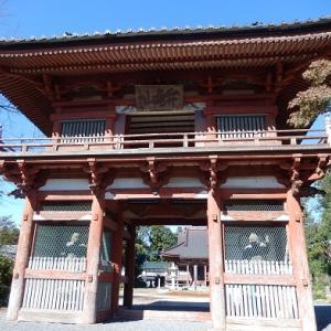 佛性寺~観音堂と仁王門