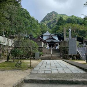 「道の駅 ながお」から女体山経由で88番 大窪寺へ