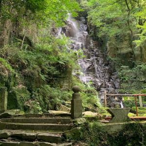 79番 奥の院 不動の滝