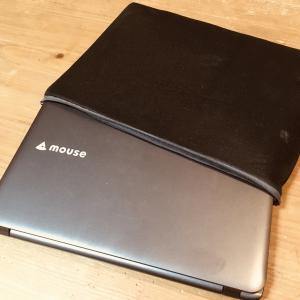 マウスコンピューター m-Book C100SN-S10-KK 1ヵ月半使用した現在。