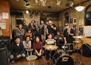 第2回林ドラム研究会in釧路 & グルメ旅