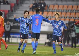 東アジアE-1選手権 日本-中国