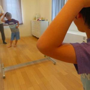 【ダンス鏡】自宅で練習するために大型ミラーを買ったぞ!メリット・デメリットを紹介