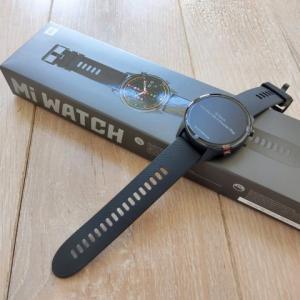 【日本語版Mi Watch:レビュー】1.3万円で有機ELディスプレイ・SpO2まで測定できる