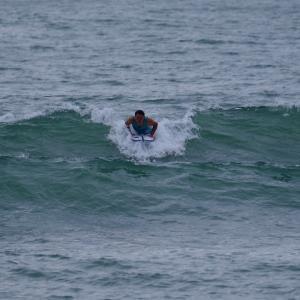 サーフィン 個人レッスン レベルに合わせて ゆっくり指導