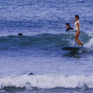 幸福度 ランキング1位に選ばれました 宮崎県 サーフィン