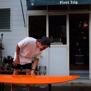 """''サーフィンは人生を豊かにする''波  サーフセッション  宮崎県某所   数枚の写真を残す"""""""