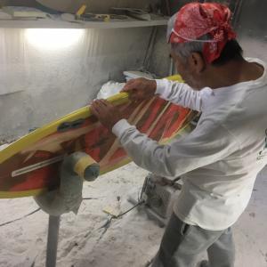 宮崎県 サーフボード修理 サーフボードリペア サーフボードファクトリー