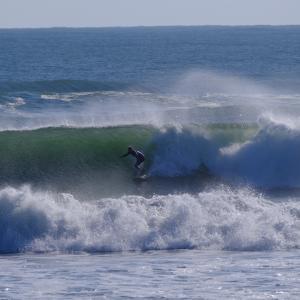 THE DAY! 宮崎 サーフィン 素晴らしいビーチウェーブ